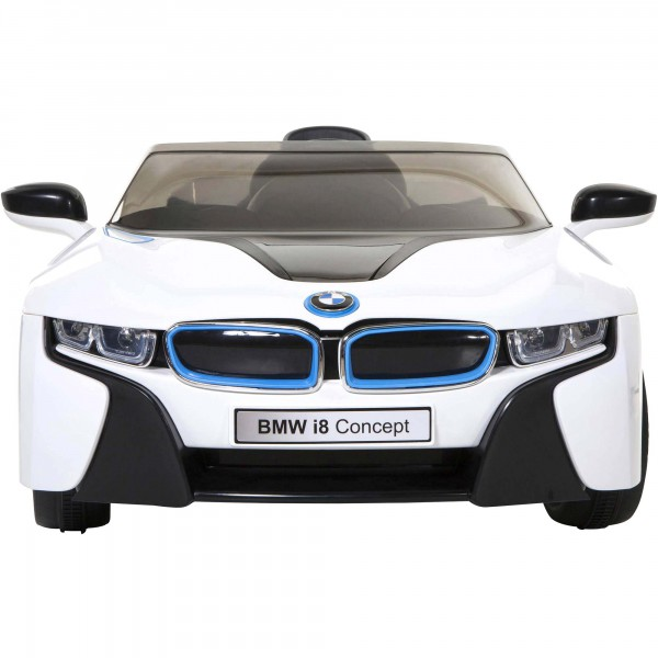 bmw i8 vision kinder elektroauto mit 2 4ghz fernbedienung. Black Bedroom Furniture Sets. Home Design Ideas