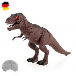 RC Elektronischer Tyrannosaurus Modell, T-Rex Dinosaurier für Kinder, Dino Figur, Modellbau, Neu