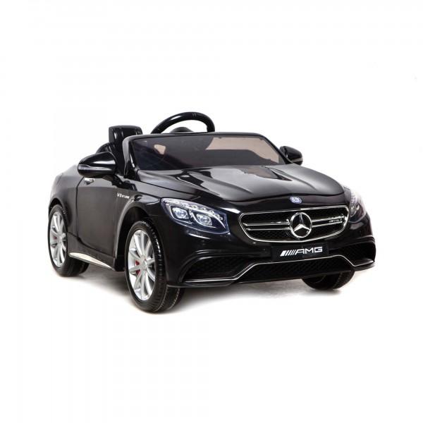 original mercedes s63 amg kinder elektroauto mit fernbedienung rc kinderfahrzeug. Black Bedroom Furniture Sets. Home Design Ideas