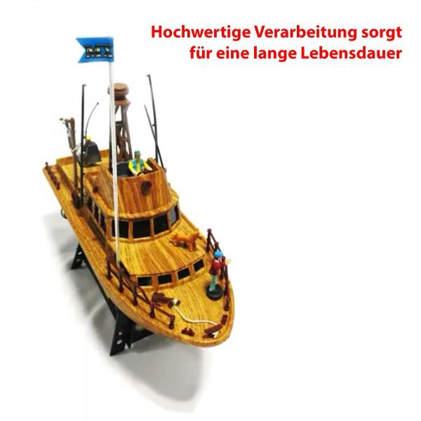 Segel-Schiff Fisch-Kutter Modell mit Akku Boot RC ferngesteuertes Fischerboot