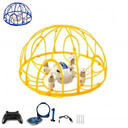 RC ferngesteuerter 4 Kanal Flying-Ball mit integr. Akku und Fernsteuerung, Drohne, Quadcopter, Heli