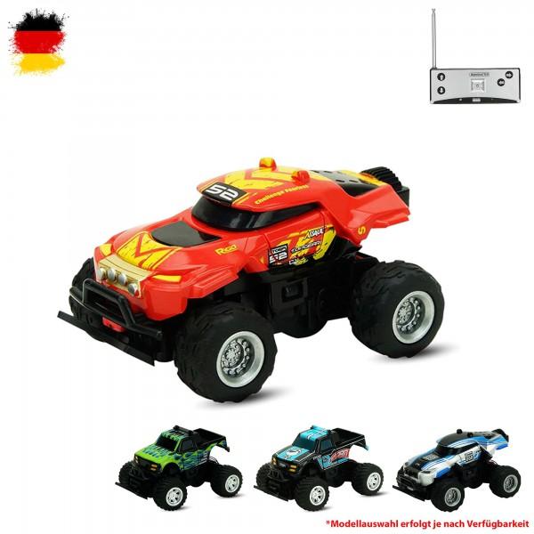 8b145fe0e66f31 RC ferngesteuertes Mini Monster-Truck mit Akku