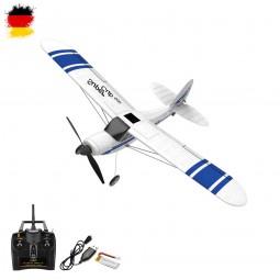3 Kanal RC ferngesteuertes Cessna Segel-Flugzeug, 2.4GHz Modell-Flieger mit Akku und Ladekabel, ARF