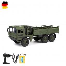 RC ferngesteuerter Off-Road Militär Fahrzeug, Auto, Truck, 2,4GHz, Transport LKW-Modell mit LED
