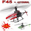 4.5-Kanal 2.4Ghz XXL RC Hubschrauber-Modell mit 2.4Ghz! Gyro-Modellbau Helikopter! Inkl. LCD-Fernbed