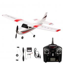 3 Kanal RC ferngesteuertes Flugzeug Cessna, Modell-Flieger, 2.4GHz Technik, Modellbau, Neu