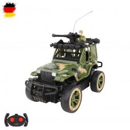 RC ferngesteuerter Off-Road Militär Fahrzeug, Auto, Truck, LKW, Pick-Up, Truck, Wunderschönes Design