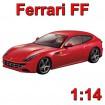 Original Ferrari FF RC ferngesteuertes Auto/Fahrzeug Lizenz-Modell NEU