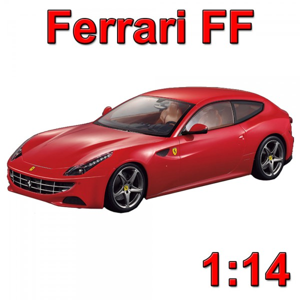 original ferrari ff rc ferngesteuertes auto fahrzeug lizenz modell neu 1 14 rc fahrzeuge mit. Black Bedroom Furniture Sets. Home Design Ideas