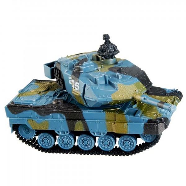 rc ferngesteuerter german leopard 2a6 panzer mit kampf. Black Bedroom Furniture Sets. Home Design Ideas