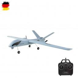 RC ferngesteuertes Segelflugzeug, Flugzeug-Modell, Aufklärungs-Drohne mit Akku, 2.4GHz Modell