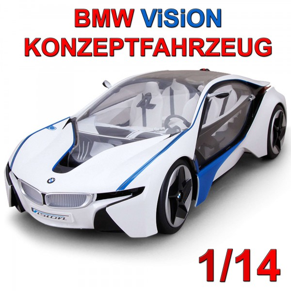 original bmw vision concept car rc ferngesteuertes auto. Black Bedroom Furniture Sets. Home Design Ideas