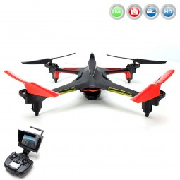 4.5 Kanal RC ferngesteuerter Quadcopter mit Live-Kamera Monitor, Drohne, Hubschrauber, Neu