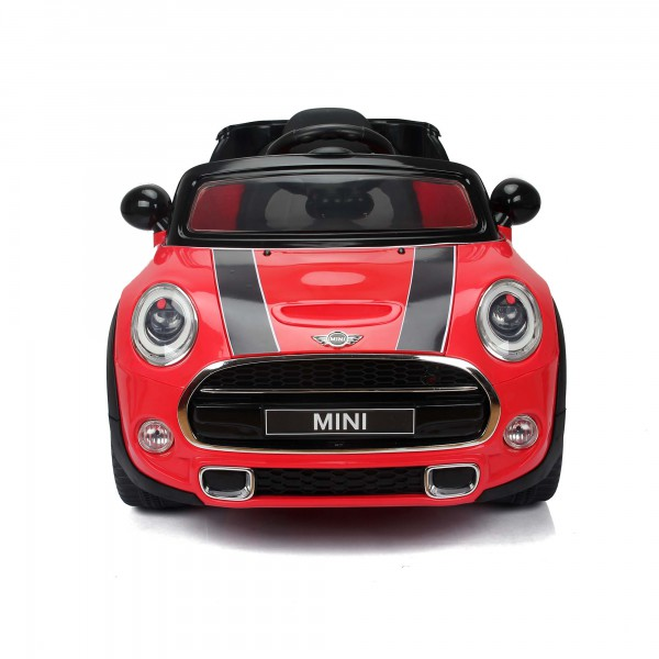 mini cooper s kinder elektroauto mit 2 4ghz fernbedienung rc fahrzeug car neu. Black Bedroom Furniture Sets. Home Design Ideas