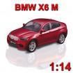 BMW X6 M3 - RC ferngesteuertes Lizenzauto Auto Car! 1:14