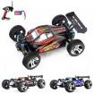 RC ferngesteuertes Off-Road Buggy mit Akku und 2.4GHz, Monster Truck, Auto, Fahrzeug Modell 1:18
