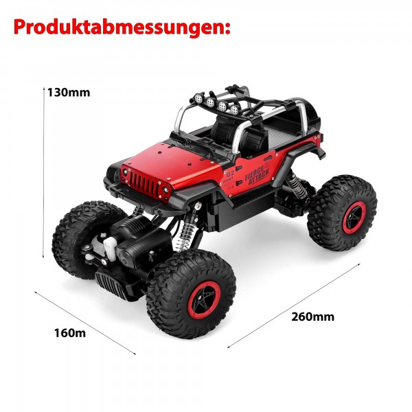 rc ferngesteuertes off road rallye fahrzeug buggy. Black Bedroom Furniture Sets. Home Design Ideas