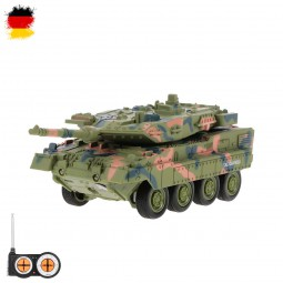 RC ferngesteuerter German Leopard 2A7, Panzer-Modell, Deutsches Militär-Fahrzeug, Modellbau
