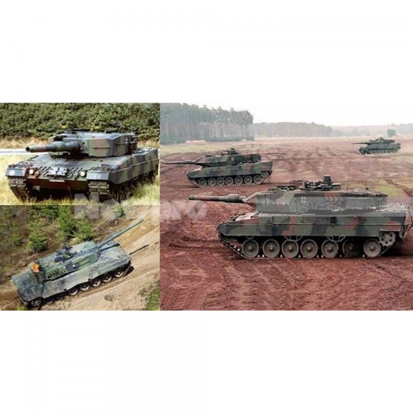 german leopard ii a5 airsoft rc ferngesteuerter panzer. Black Bedroom Furniture Sets. Home Design Ideas
