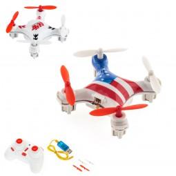 4.5 Kanal RC ferngesteuerter Quadcopter mit Akku und Fernsteuerung, Drohne, Helikopter, Hubschrauber