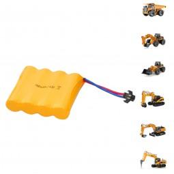 Akku 700mAh 4.8V für RC Baustellenfahrzeuge 1520 1530 1540, Fahrzeug, Ersatzakku