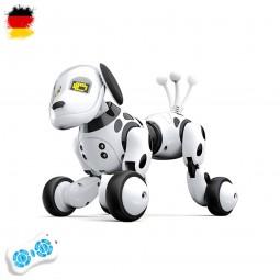 RC ferngesteuerter smarter Roboter-Hund mit Tanz- und Musik-Funktion, LED, Sound und 2.4GHz-Technik