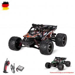 RC ferngesteuerter Off-Road Monster Truck Buggy mit Akku und Ladekabel, 2.4GHz Fahrzeug, 1:12 Auto
