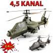 4,5 Kanal RC Helikopter ferngesteuerter Hubschrauber Modell Heli, Neu