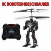 2,5 Kanal RC ferngesteuerter Roboter-Hubschrauber Helikopter-Modell