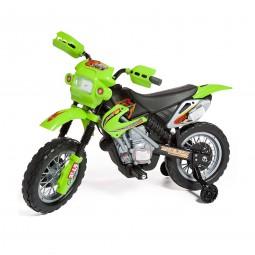 Kinder Elektromotorrad im Motocross Stil, Auto, Fahrzeug, Motorrad, Modell, Neu