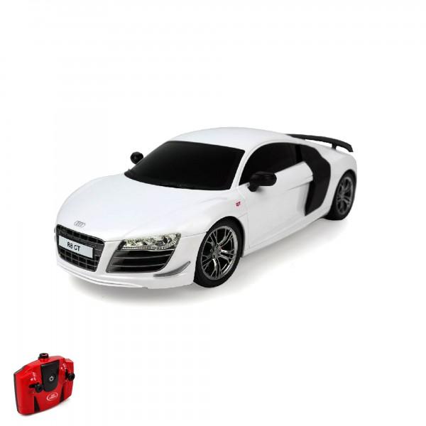 original audi r8 gt lizenzauto rc ferngesteuertes auto. Black Bedroom Furniture Sets. Home Design Ideas