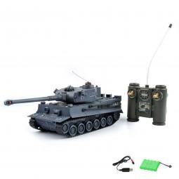 RC ferngesteuerter 2,4Ghz Panzer German Tiger, 1/28 Modell, Kettenfahrzeug, Neu