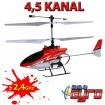 THUNDER - 4.5 KANAL RC Hubschrauber mit Gyro-Technik! 2.4Ghz-Modell - MEGA-ERSATZTEILE-SET
