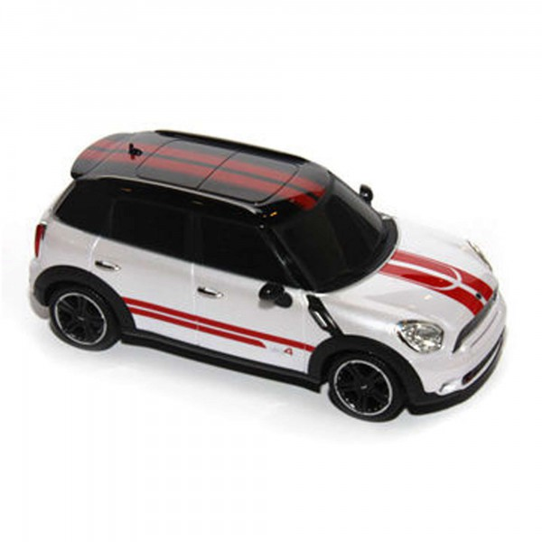 bmw mini cooper jcw rc ferngesteuertes lizenz modell auto. Black Bedroom Furniture Sets. Home Design Ideas