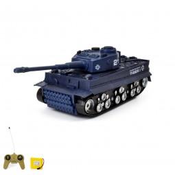 RC Panzer German Tiger mit Sound, Maßstab 1:32, Militär-Fahrzeug, Modell Tank