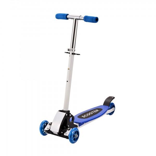 scooter f r kinder kickboard tretroller klappbarer. Black Bedroom Furniture Sets. Home Design Ideas