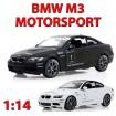 Original BMW M3 Motorsport RC ferngesteuertes Auto, Modell-Fahrzeug