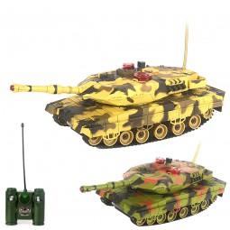 Infrarot Battle Panzer German Leopard A25, Modell, Soundsimulation