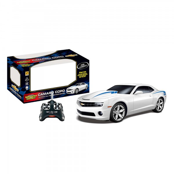 original chevrolet camaro rc ferngesteuertes auto lizenz. Black Bedroom Furniture Sets. Home Design Ideas