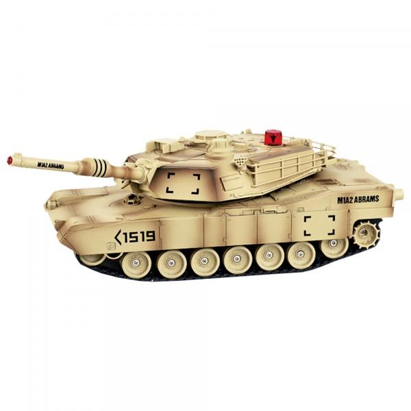 rc ferngesteuerter m1a2 abrams panzer modell fahrzeug mit. Black Bedroom Furniture Sets. Home Design Ideas