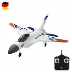 RC ferngesteuertes F16 Jet Kampfflugzeug, 2,4 GHz Technologie, Flugzeug-Modell, Flieger Modellbau