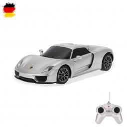 RC ferngesteuerter Porsche 918 Spyder Lizenz-Auto 1:24, Fahrzeug-Modell mit Fernsteuerung