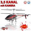 3.5 Kanal 2.4Ghz Riesengro�er XXL (75cm) Rc R/C Ferngesteuerter Hubschrauber Mit Integrierter Kamera