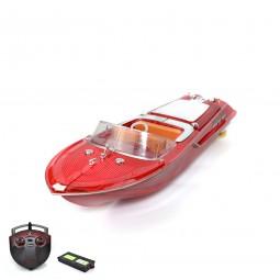 Luxus-Yacht - RC Boot/Schiff Speedboot-Modell - Modellbau mit Power-Akku!
