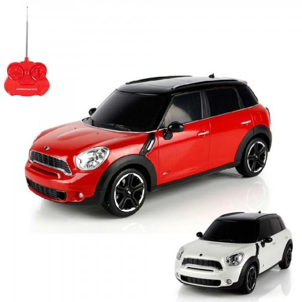 bmw mini cooper s rc ferngesteuertes lizenz modell auto. Black Bedroom Furniture Sets. Home Design Ideas