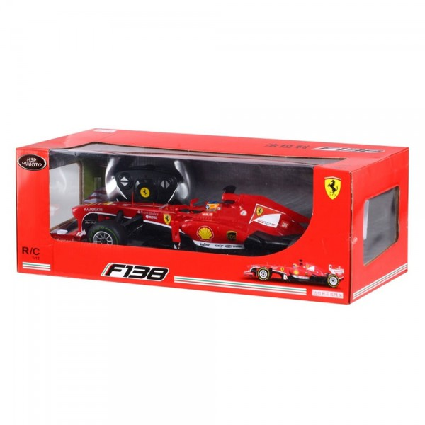 formel 1 original ferrari f138 rc ferngesteuertes auto. Black Bedroom Furniture Sets. Home Design Ideas