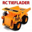 Muldenkipper - RC Baustellenfahrzeug mit schwenkbarer Ladefläche - 1:22 Maßstab! ferngesteuertes Mod