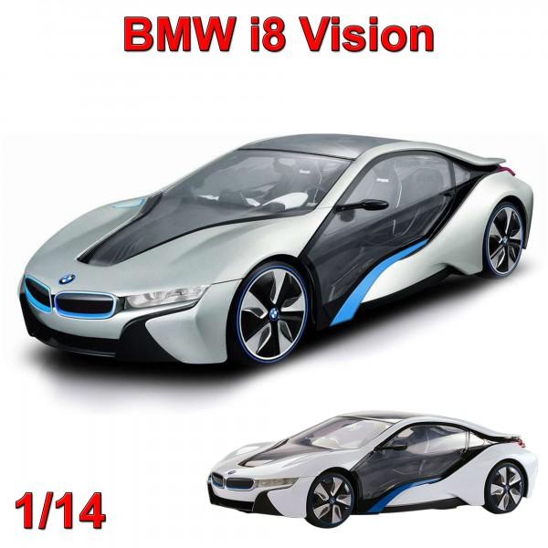 original bmw i8 vision concept car rc ferngesteuertes auto. Black Bedroom Furniture Sets. Home Design Ideas