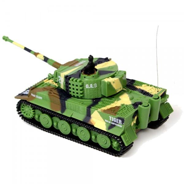 rc ferngesteuerter tiger i panzer modell fahrzeug mit. Black Bedroom Furniture Sets. Home Design Ideas