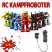 RC 2.4GHz ferngesteuerter Kampf-Roboter, Modell mit 2,4GHz-Fernbedienung, Neu